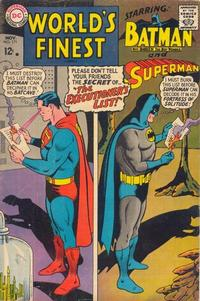 Cover Thumbnail for World's Finest Comics (DC, 1941 series) #171