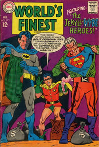 Cover Thumbnail for World's Finest Comics (DC, 1941 series) #173