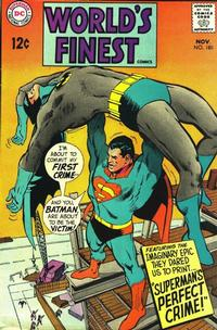 Cover Thumbnail for World's Finest Comics (DC, 1941 series) #180