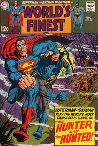 Cover Thumbnail for World's Finest Comics (DC, 1941 series) #181