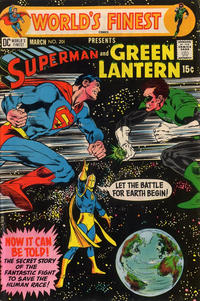 Cover Thumbnail for World's Finest Comics (DC, 1941 series) #201