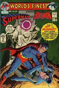 Cover Thumbnail for World's Finest Comics (DC, 1941 series) #202