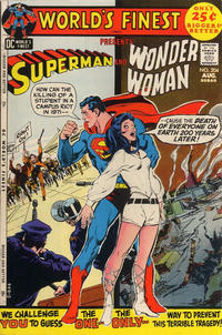 Cover Thumbnail for World's Finest Comics (DC, 1941 series) #204