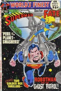 Cover Thumbnail for World's Finest Comics (DC, 1941 series) #208