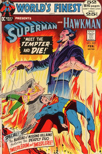 Cover Thumbnail for World's Finest Comics (DC, 1941 series) #209