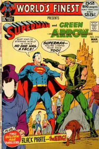 Cover Thumbnail for World's Finest Comics (DC, 1941 series) #210