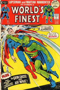Cover Thumbnail for World's Finest Comics (DC, 1941 series) #212