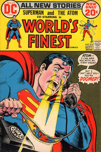 Cover Thumbnail for World's Finest Comics (DC, 1941 series) #213