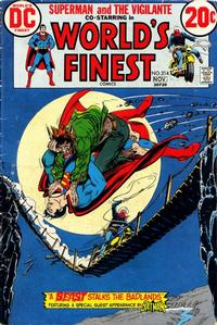 Cover Thumbnail for World's Finest Comics (DC, 1941 series) #214