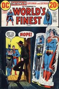 Cover Thumbnail for World's Finest Comics (DC, 1941 series) #216