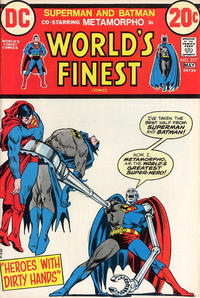 Cover Thumbnail for World's Finest Comics (DC, 1941 series) #217