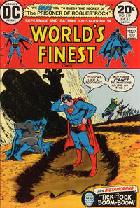Cover Thumbnail for World's Finest Comics (DC, 1941 series) #219
