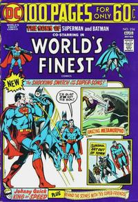 Cover Thumbnail for World's Finest Comics (DC, 1941 series) #224