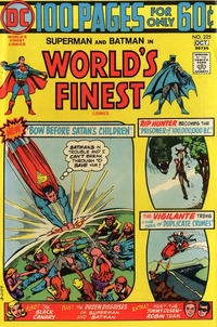 Cover Thumbnail for World's Finest Comics (DC, 1941 series) #225