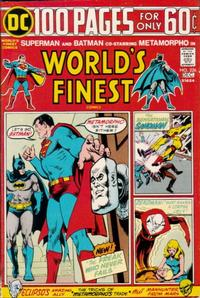 Cover Thumbnail for World's Finest Comics (DC, 1941 series) #226