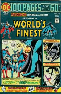 Cover Thumbnail for World's Finest Comics (DC, 1941 series) #228