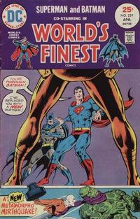 Cover Thumbnail for World's Finest Comics (DC, 1941 series) #229