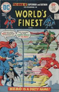 Cover Thumbnail for World's Finest Comics (DC, 1941 series) #231