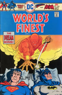 Cover Thumbnail for World's Finest Comics (DC, 1941 series) #232
