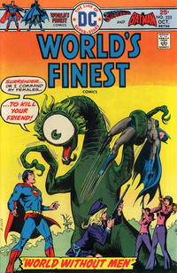 Cover Thumbnail for World's Finest Comics (DC, 1941 series) #233