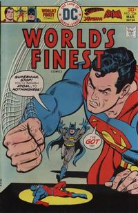Cover Thumbnail for World's Finest Comics (DC, 1941 series) #236