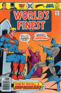 Cover Thumbnail for World's Finest Comics (DC, 1941 series) #240