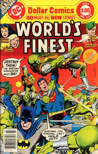 Cover Thumbnail for World's Finest Comics (DC, 1941 series) #245