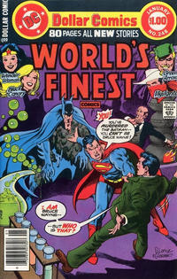 Cover Thumbnail for World's Finest Comics (DC, 1941 series) #248
