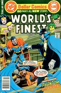 Cover Thumbnail for World's Finest Comics (DC, 1941 series) #249