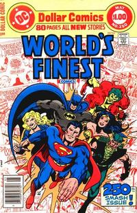 Cover Thumbnail for World's Finest Comics (DC, 1941 series) #250