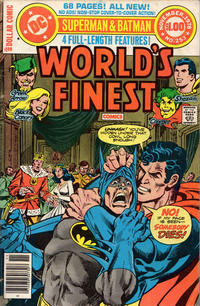 Cover Thumbnail for World's Finest Comics (DC, 1941 series) #253