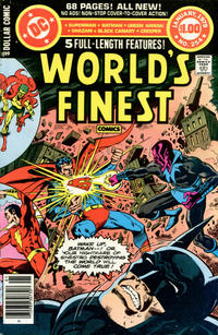 Cover Thumbnail for World's Finest Comics (DC, 1941 series) #254