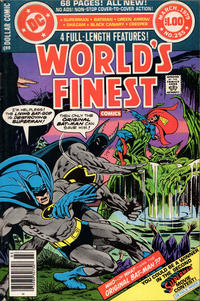 Cover Thumbnail for World's Finest Comics (DC, 1941 series) #255