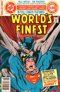 Cover Thumbnail for World's Finest Comics (DC, 1941 series) #258