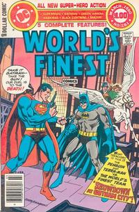 Cover Thumbnail for World's Finest Comics (DC, 1941 series) #261