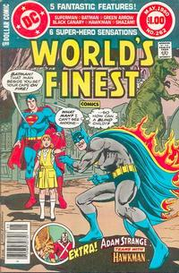 Cover Thumbnail for World's Finest Comics (DC, 1941 series) #262