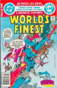 Cover Thumbnail for World's Finest Comics (DC, 1941 series) #267 [Newsstand]