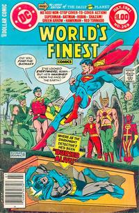Cover Thumbnail for World's Finest Comics (DC, 1941 series) #269