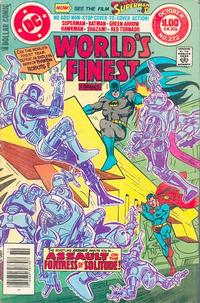 Cover Thumbnail for World's Finest Comics (DC, 1941 series) #272