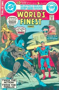 Cover Thumbnail for World's Finest Comics (DC, 1941 series) #273 [Direct Sales]