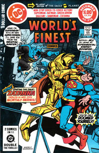 Cover Thumbnail for World's Finest Comics (DC, 1941 series) #274 [Direct Sales]