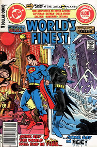 Cover for World's Finest Comics (DC, 1941 series) #275