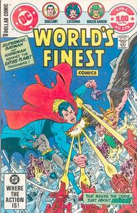 Cover Thumbnail for World's Finest Comics (DC, 1941 series) #278 [Direct Sales]