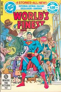 Cover Thumbnail for World's Finest Comics (DC, 1941 series) #279 [Direct]