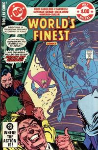 Cover Thumbnail for World's Finest Comics (DC, 1941 series) #281 [Direct]