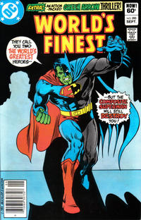 Cover Thumbnail for World's Finest Comics (DC, 1941 series) #283