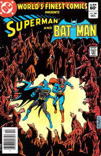 Cover Thumbnail for World's Finest Comics (DC, 1941 series) #286 [Direct Sales]