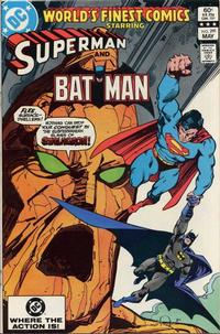 Cover Thumbnail for World's Finest Comics (DC, 1941 series) #291 [Direct-Sales]