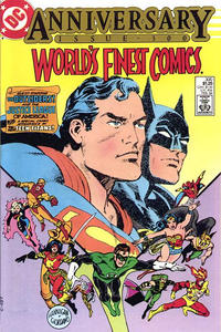 Cover Thumbnail for World's Finest Comics (DC, 1941 series) #300 [Direct-Sales]