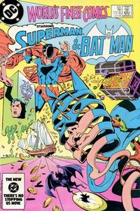 Cover Thumbnail for World's Finest Comics (DC, 1941 series) #305 [direct-sales]